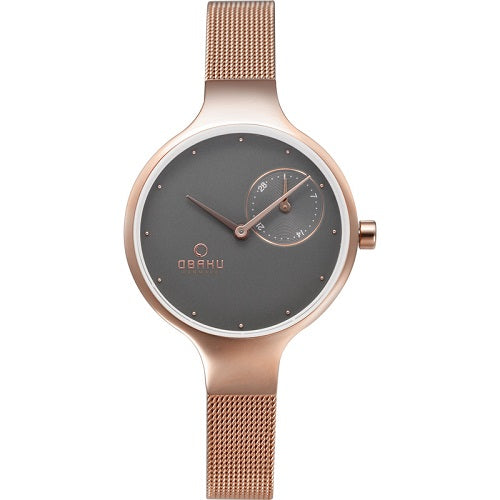Obaku Women's Casual Classic Analog Watch