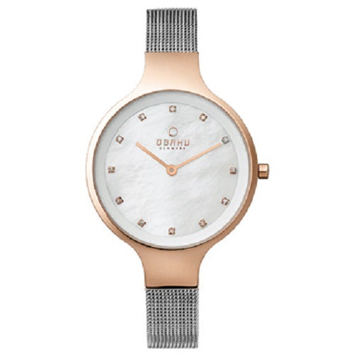 Obaku Stars Love Milan Ladies Fashion Watch