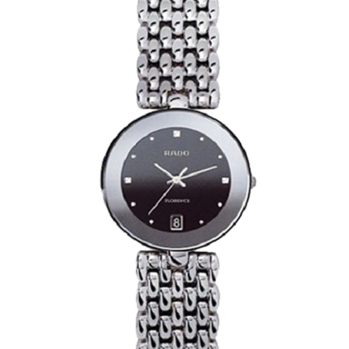 Rado Florence Quartz Silver Watch