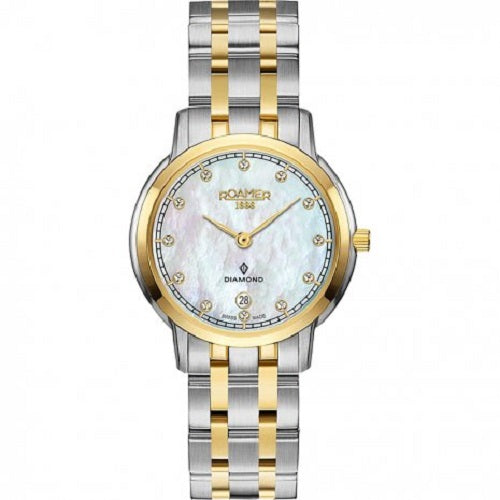 Roamer Super Slender Ultra Thin Ladies Quartz Watch