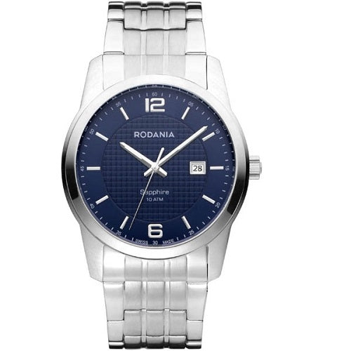 Rodania Swiss Men's Vancouver  Sapphire Glass Watch