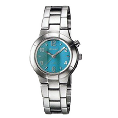 Casio Ladies Sheen illuminator Steel Case Watch