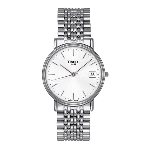 Tissot Desire Quartz Silver Dial Men's Watch
