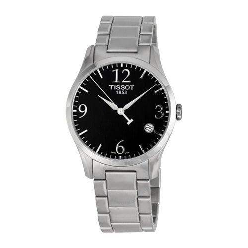 Tissot Odaci-T Black Dial Men's Watch