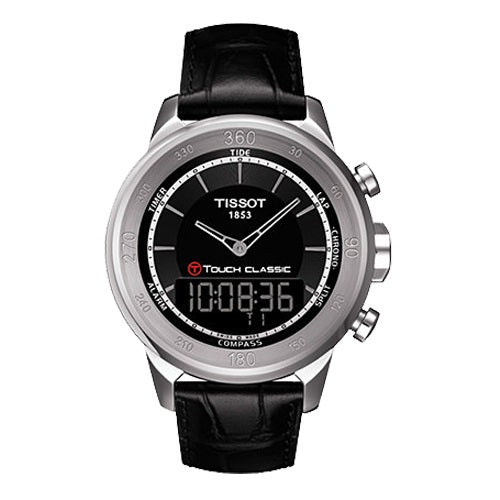 Tissot T-Touch Classic Analog-Digital Men's Watch