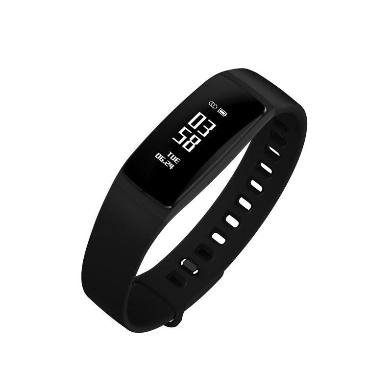 V07S Smart Watch Fitness Tracker Band