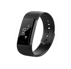 ID115 HR Smart Band with Heart Rate Monitor
