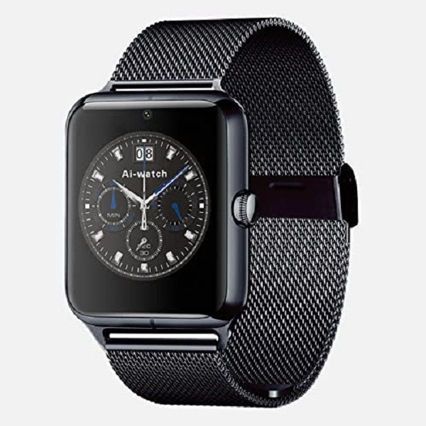 Z50 Smart Watch Black