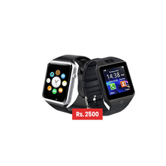 BUNDLE DEAL-2 Smartwatches (DZ09 & W08)