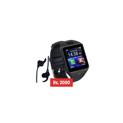 Bundle Deal- Smart Watch DZ09 + JBL Bluetooth Headset