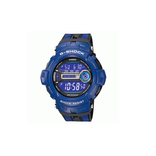 Casio G-Shock Blue Digital Dial Men's Watch