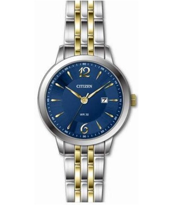 Citizen Women's Metal Analog Wrist Watch