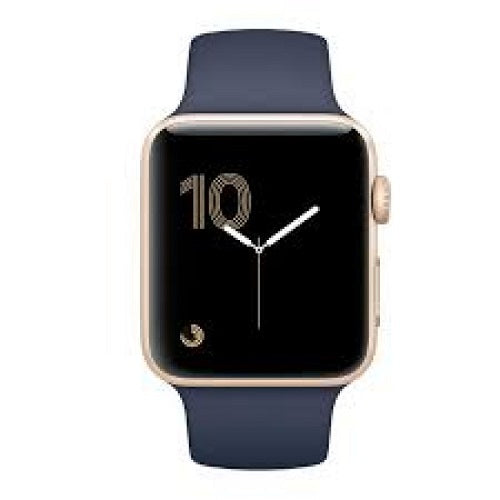 Apple Watch - Series 1 42mm Rose Gold Aluminum Case Sport Band