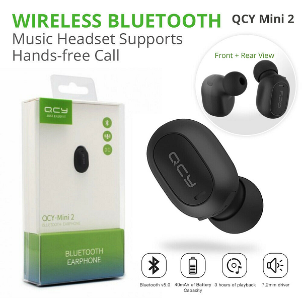 (QCY Mini 2) Bluetooth Handsfree