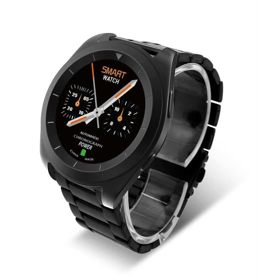 G6 SMART WATCH-MATTE BLACK