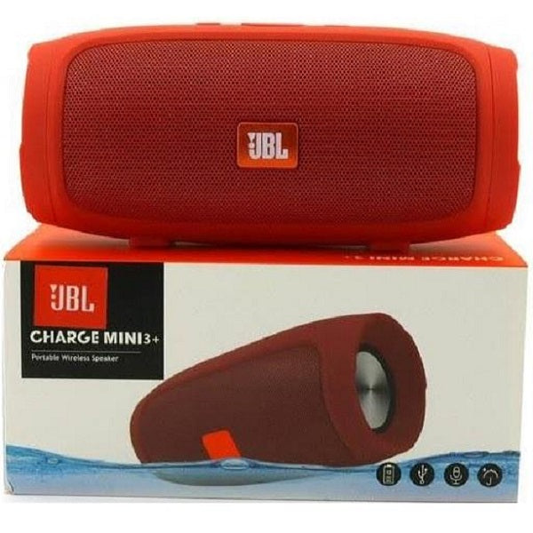 JBL CHARGE 3+ MINI BLUETOOTH SPEAKER
