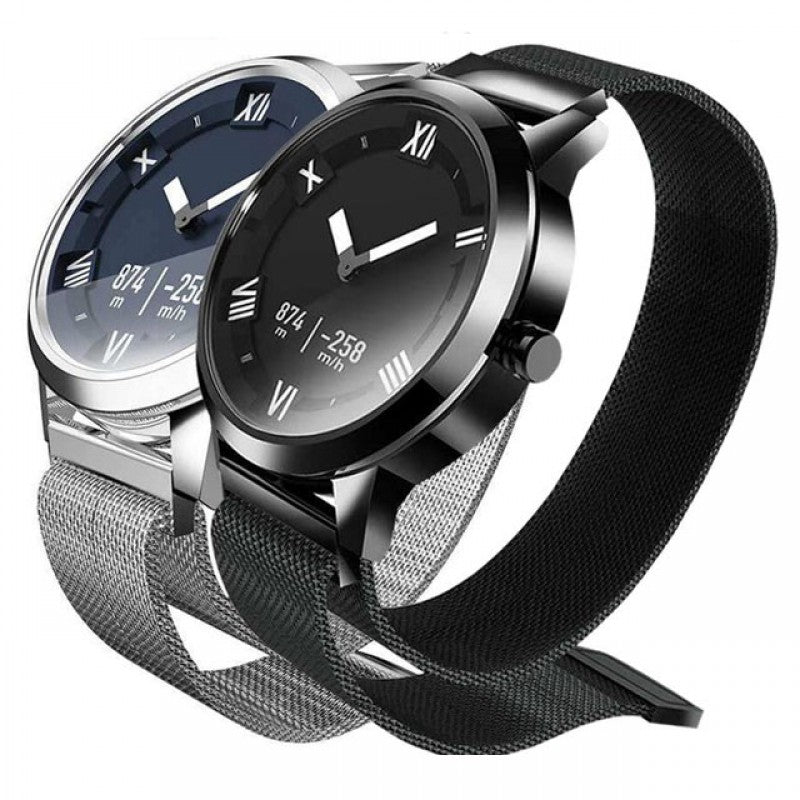Lenovo Watch X Plus Bluetooth Waterproof Smartwatch-BLACK