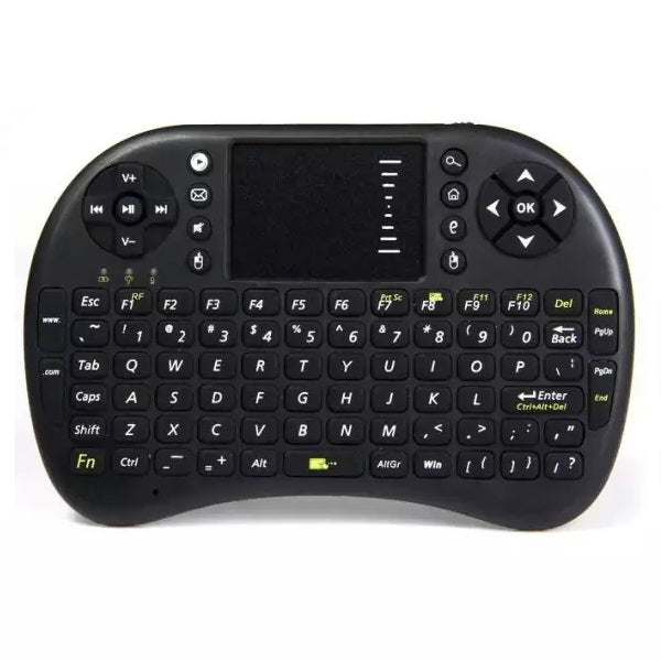 RF500 - 2.4GHz Mini TouchPad Wireless Keyboard Mouse