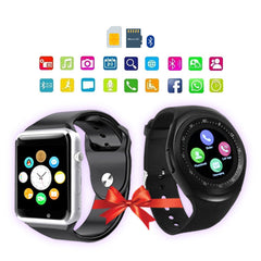 BUNDLE DEAL-2 Smartwatches (Y1s & W08)