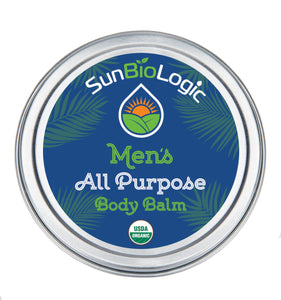 Organic Balm - Men's All Purpose (1oz)
