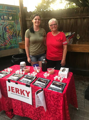 Hollowpoint Jerky One Year Anniversary at Ormond Brewing Company