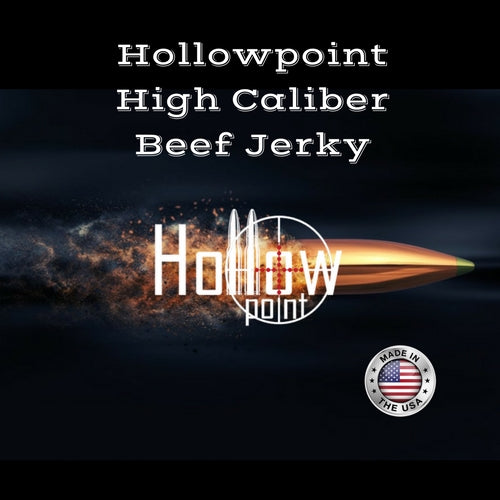 Hollowpoint Jerky