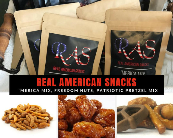 Real American Snacks