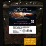 ghost recon spicy beef jerky hollowpoint jerky one pound