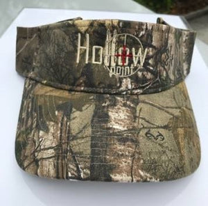 Real Tree Camo Adjustable Visor