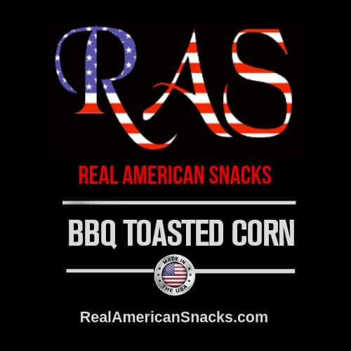 RAS BBQ Toasted Corn