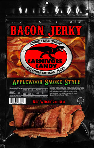 APPLEWOOD SMOKE STYLE - BACON JERKY
