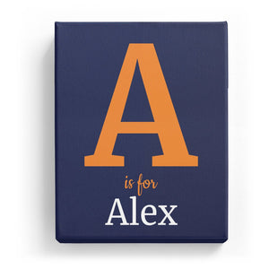 A is for Alex - Classic