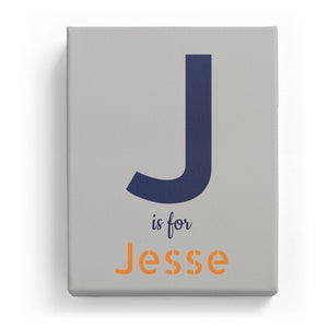 J is for Jesse - Stylistic
