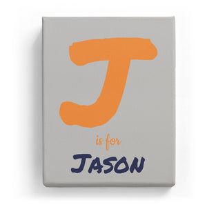 J is for Jason - Artistic