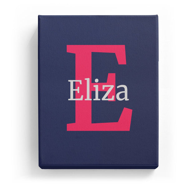 Eliza Overlaid on E - Classic