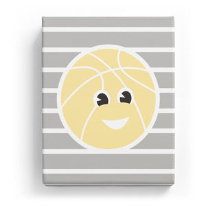 Basketball with a Face