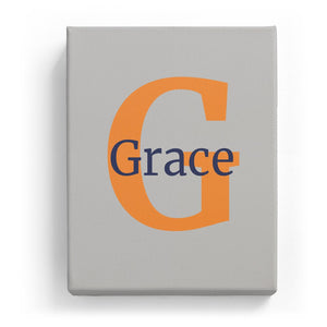 Grace Overlaid on G - Classic