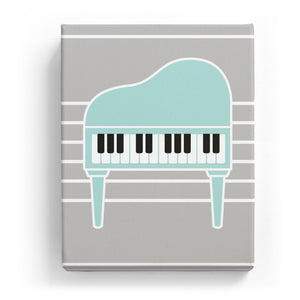 Piano (Mirror Image)