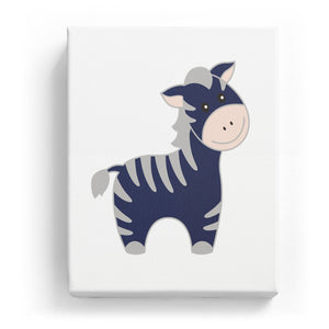 Zebra - No Background