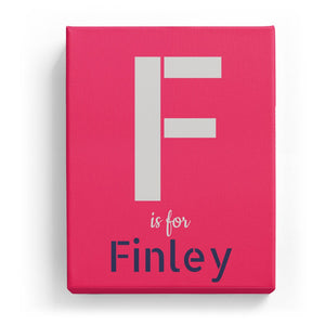F is for Finley - Stylistic
