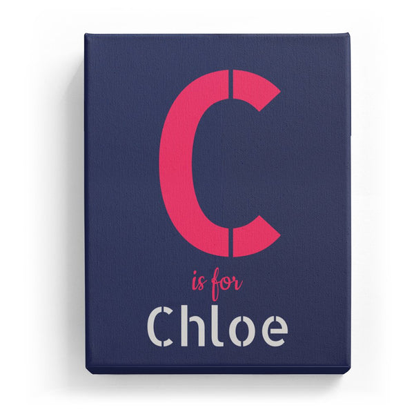 C is for Chloe - Stylistic