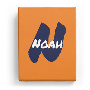 Noah Overlaid on N - Artistic