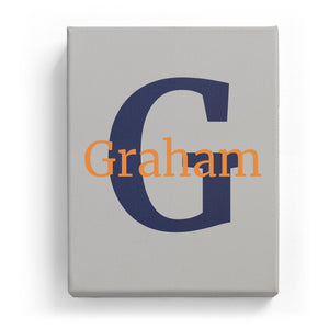 Graham Overlaid on G - Classic