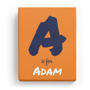 A is for Adam - Artistic