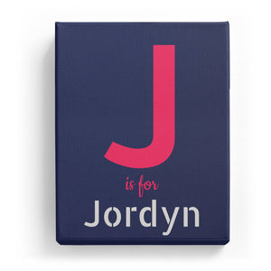 J is for Jordyn - Stylistic