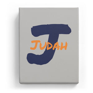Judah Overlaid on J - Artistic