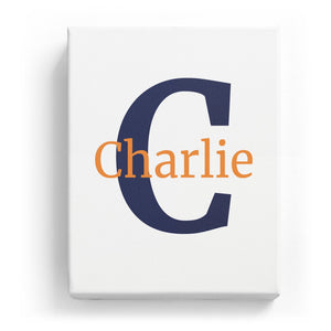 Charlie Overlaid on C - Classic