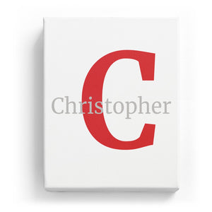 Christopher Overlaid on C - Classic