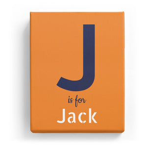 J is for Jack - Stylistic