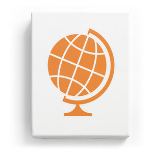 Globe - No Background (Mirror Image)